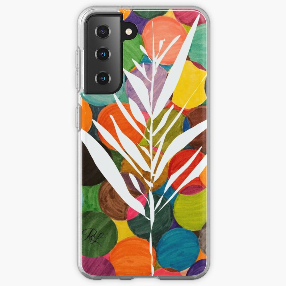 Whispy Tree  Case & Skin for Samsung Galaxy