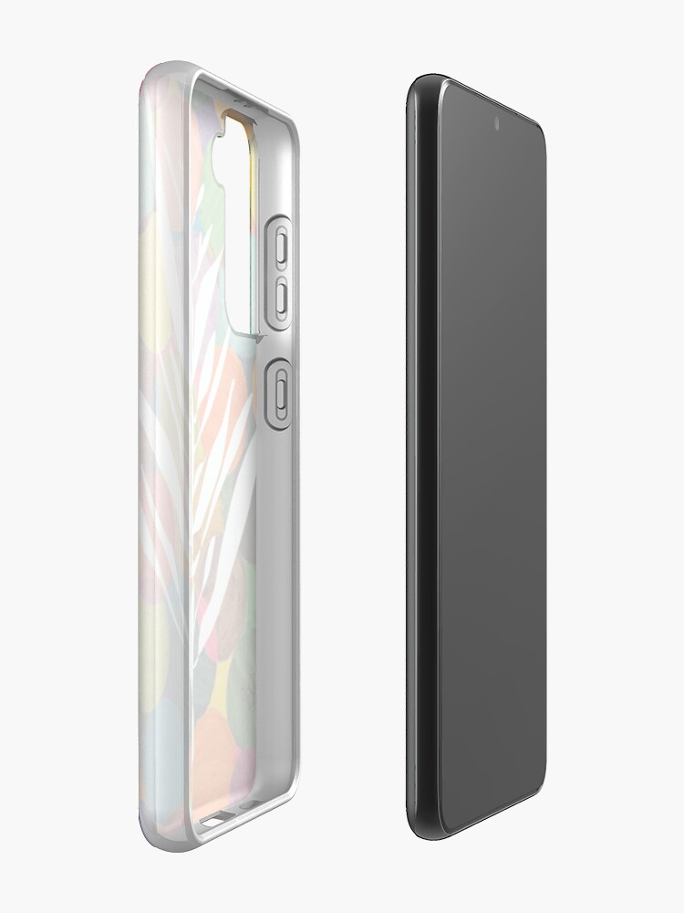 Alternate view of Whispy Tree  Case & Skin for Samsung Galaxy