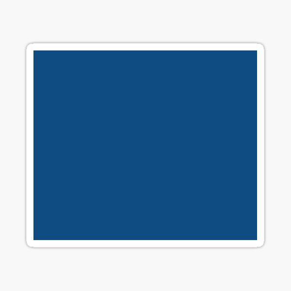 Classic Blue 19-4052 TCX | Pantone Color of the Year 2020 | Pantone | Color Trends | New York and London | Solid Color | Fashion Colors |  Sticker