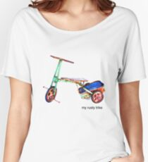 My Rusty Trike Women's Relaxed Fit T-Shirt