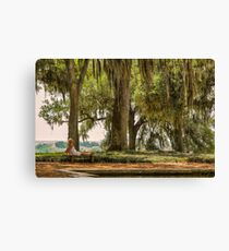 Tranquility at Bok Tower Gardens Canvas Print