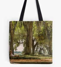 Tranquility at Bok Tower Gardens Tote Bag