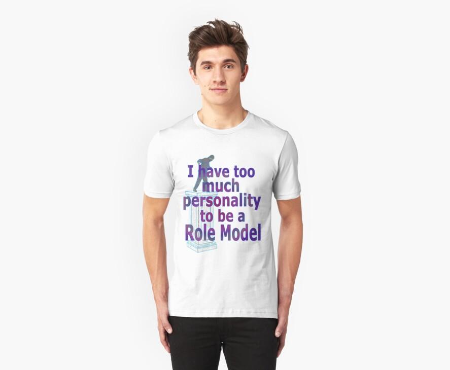 role model by IanByfordArt