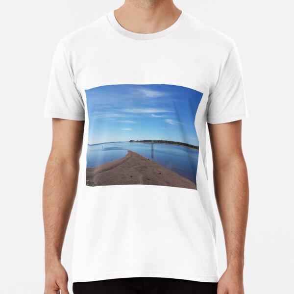 St. Andrews Harbour #1, New Brunswick Premium T-Shirt