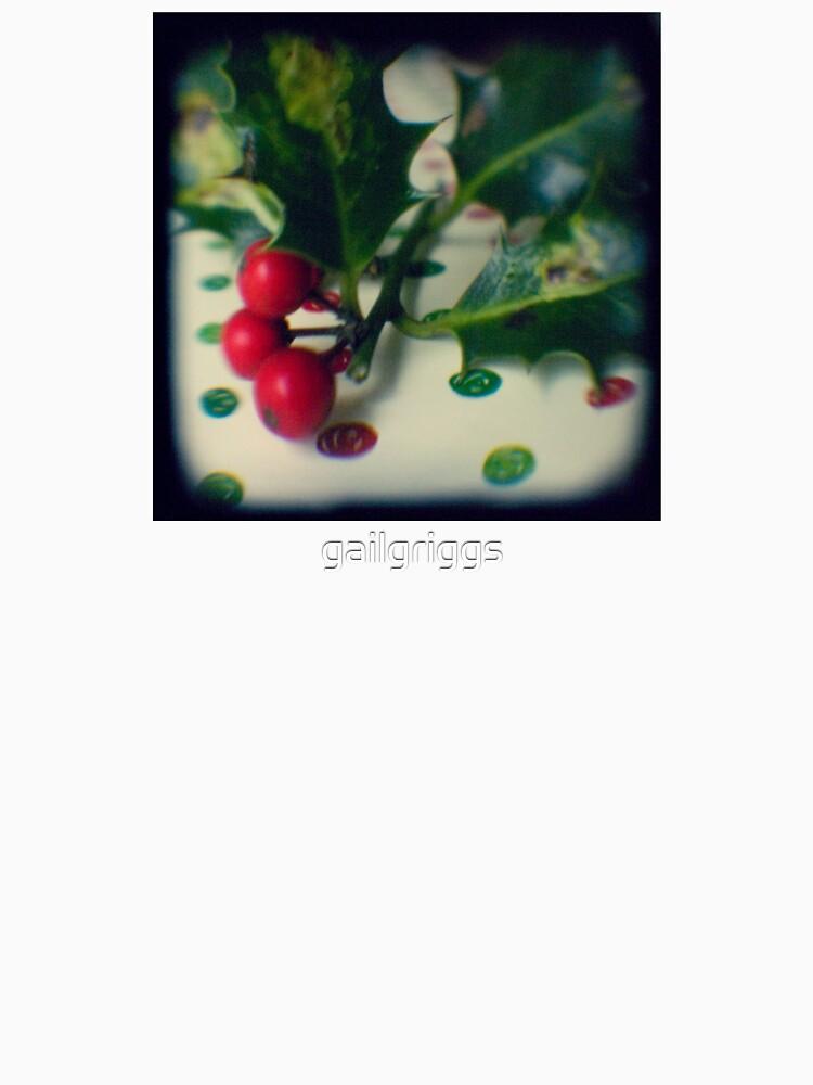 Holly berries by gailgriggs