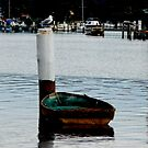 row boat  by Jessica Lauren Smith