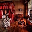 Four Poster - Elizabeth Bay House by Ian English