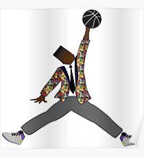 Prince Ball'n Poster
