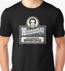 Old Fashioned Homicidal Unisex T-Shirt