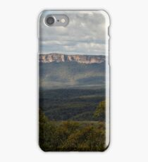 Pantoneys Crown - Gardens of Stone National Park iPhone Case/Skin