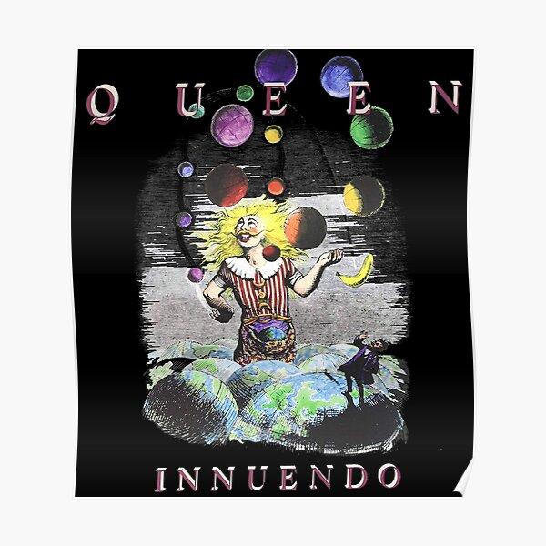 gundularab queen innuendo 1991 Poster