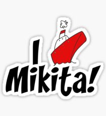 I ship: MIKITA! Sticker