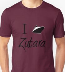 I Ship Zutara! Unisex T-Shirt