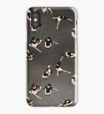 ballet from above iPhone Case