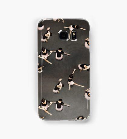 ballet from above Samsung Galaxy Case/Skin