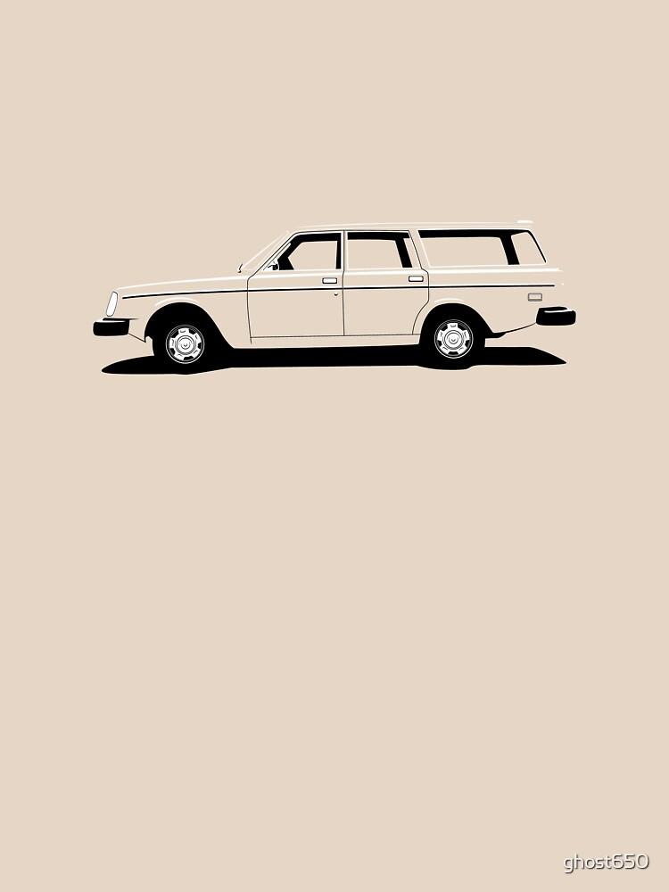 Volvo 200 Series Wagon | Unisex T-Shirt