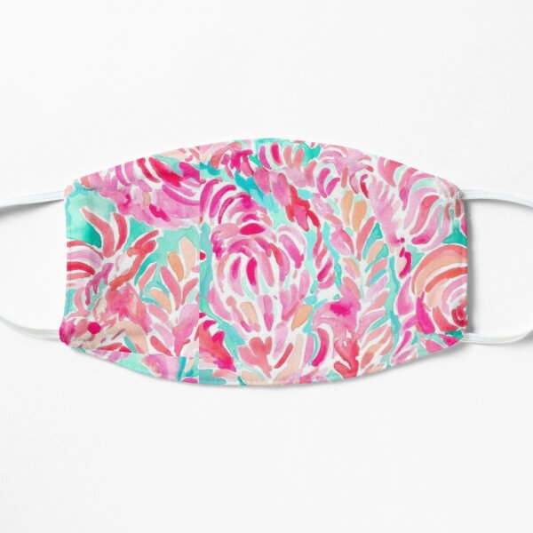 lilly pulitzer print Mask