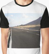 Sandy path Graphic T-Shirt