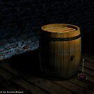 My cellar and my barrel by VirtualArtist