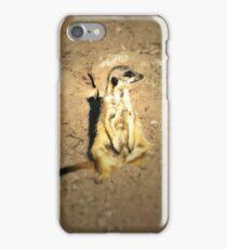 The Meerkat (Lomography) iPhone Case/Skin