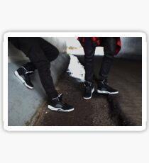 Air Jordan Oreo 5 Sticker
