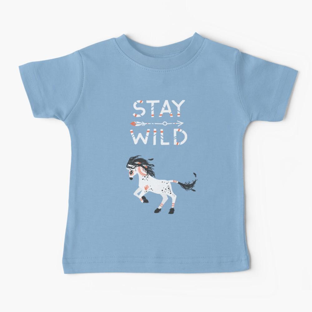 Stay Wild Baby T-Shirt