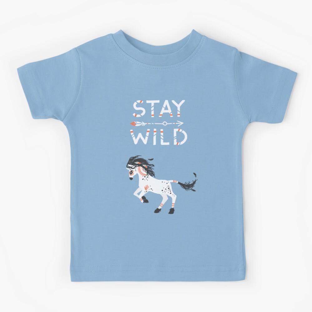 Stay Wild Kids T-Shirt
