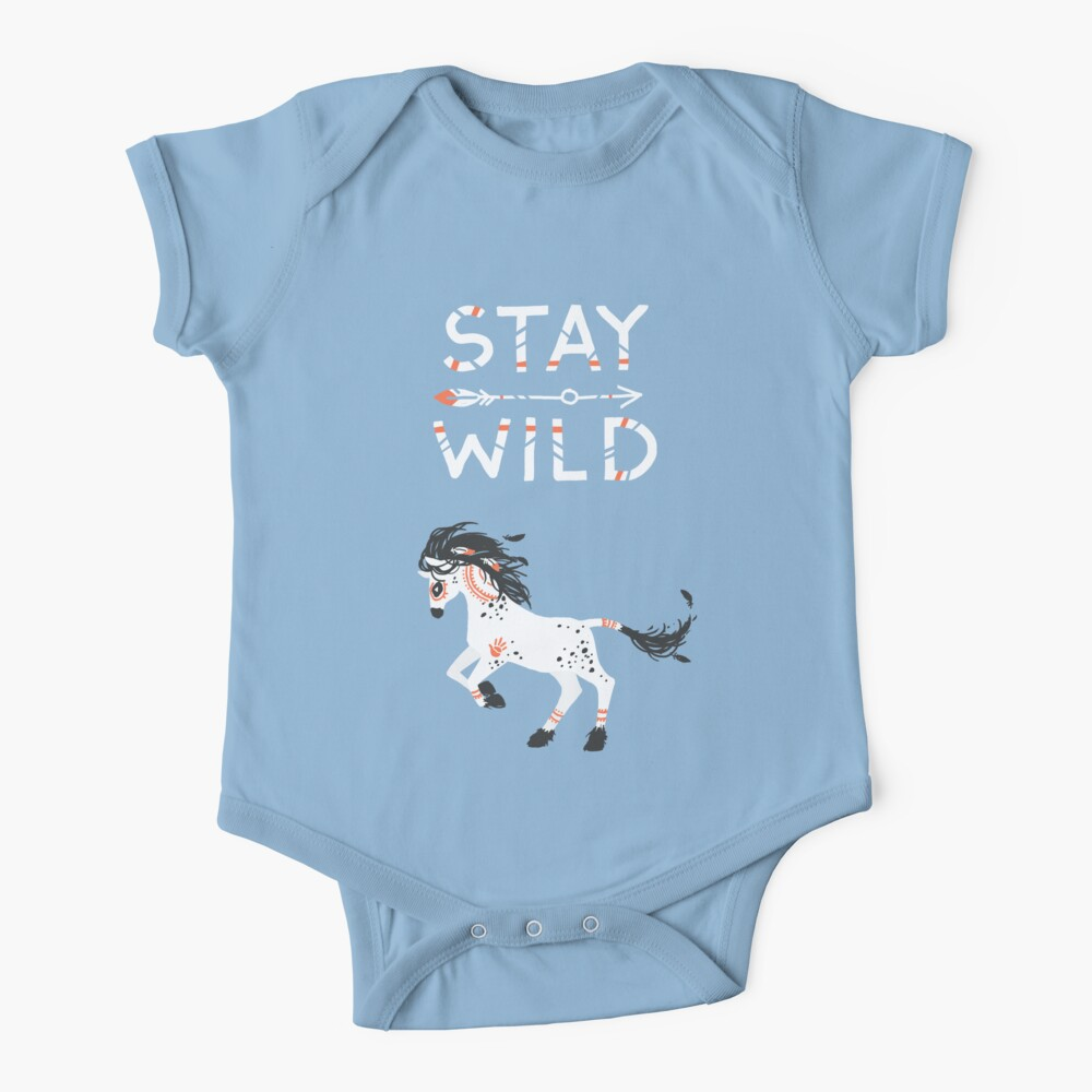 Stay Wild Baby One-Piece