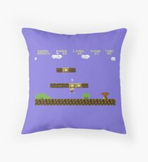 The Great Giana Sisters Throw Pillow