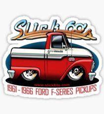 Slick 60's - Red Sticker