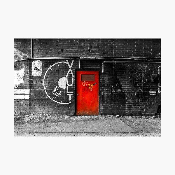 Vault Photographic Print