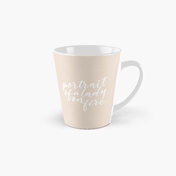 Portrait of a Lady on Fire Right-Handed (Heloise) Tall Mug