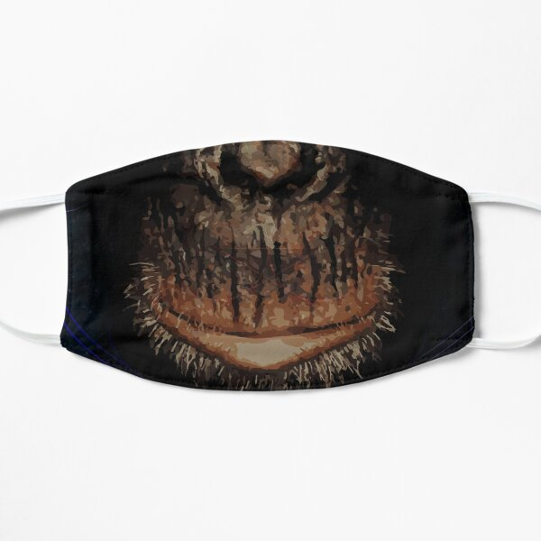 The Higher Primate Flat Mask