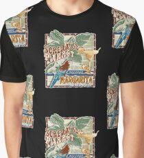 screaming parrot beach bar Graphic T-Shirt