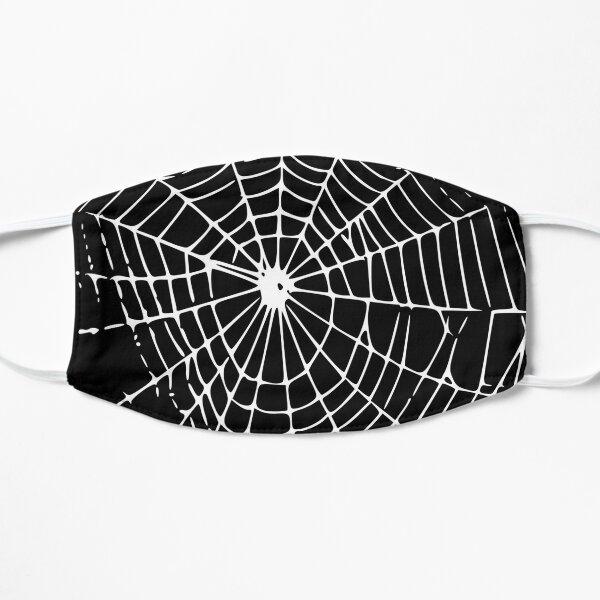 Spider Web Flat Mask