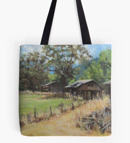 """On the Ranch"" Tote Bag"
