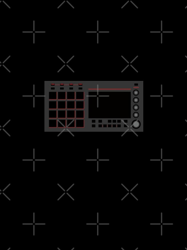 MPC Live - Producer Life Gear - Dope Beat Machine Series #12 (No Text) by Steve-Traxx