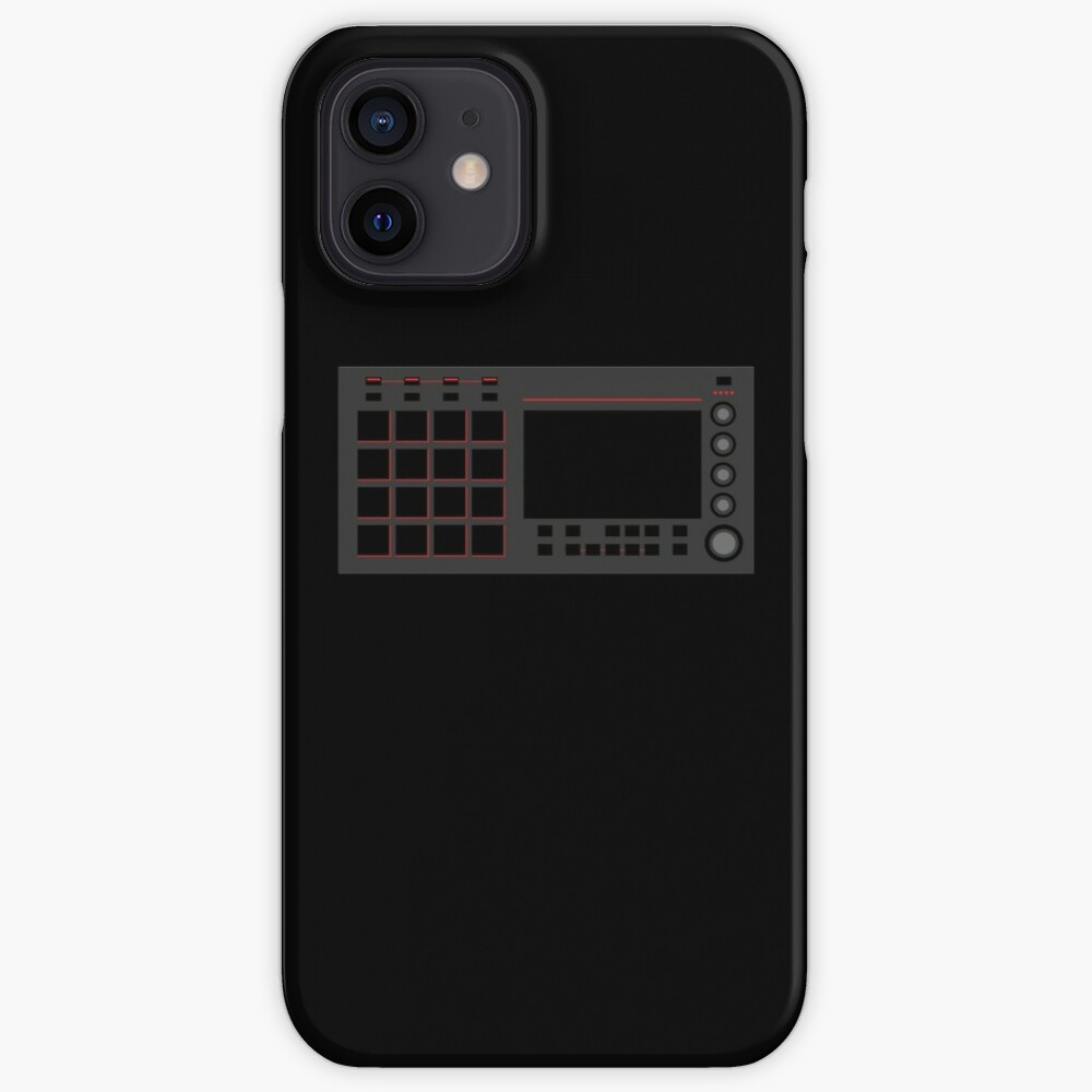 MPC Live - Producer Life Gear - Dope Beat Machine Series #12 (No Text) iPhone Case