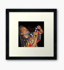 Rastafari Framed Print