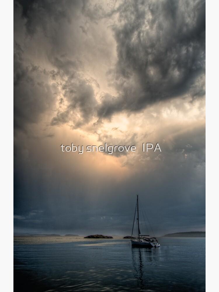 Light in Darkness by tobysnelgrove
