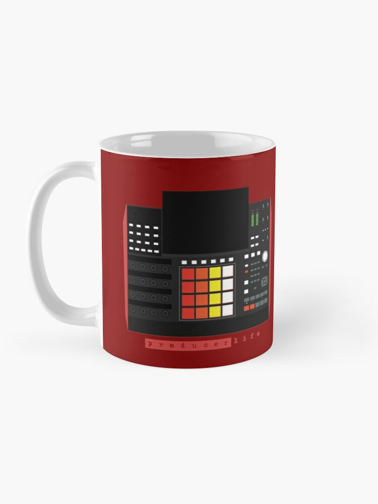 Alternate view of MPC X - Producer Life Gear - Dope Beat Machine Series #16 (w/Multicolored Pads) Mug