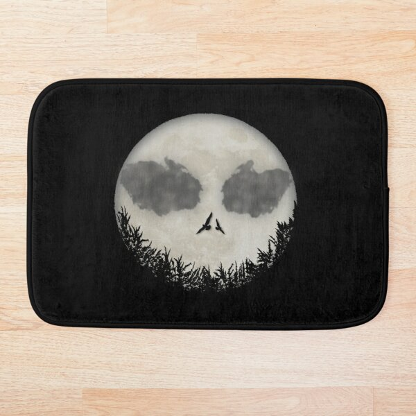 Skellington Nightmare  Bath Mat