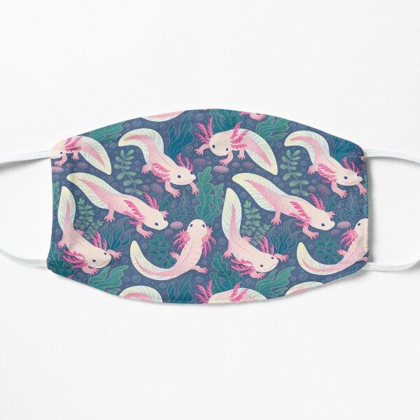 Axolotls Flat Mask