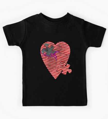 saw heart Kids Clothes