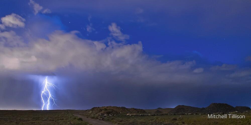 Monsoon Season in the American Southwest by Mitchell Tillison