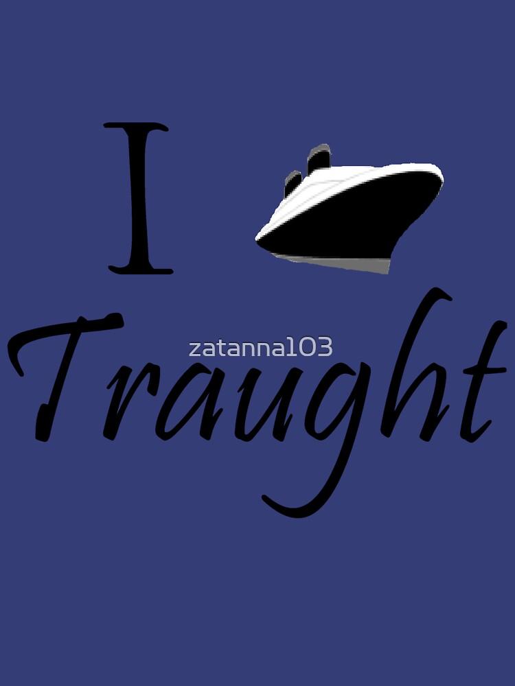 I Ship Traught! by zatanna103