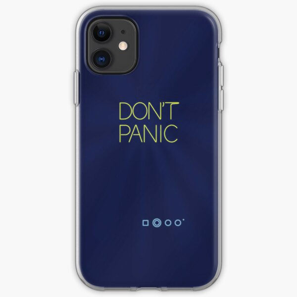 Your Own Hitchhiker's Guide  iPhone Soft Case