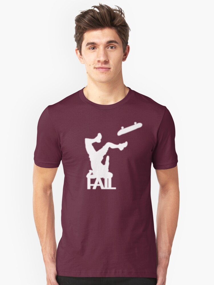 FAIL! Skater bail - FACEPLANT! by spud-17