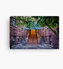 13th & Pennsylvania Canvas Print