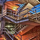 Broadway St. Staircase 2 by Adam Northam